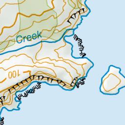 Purakaunui Bay Conservation Campsite Catlins Coastal Area Otago Region